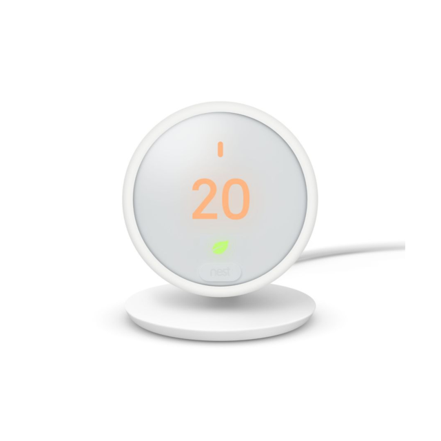 Nest - Nest Thermostat E - Energie connectée