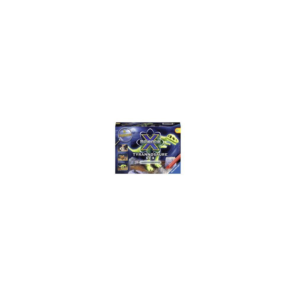 Ravensburger Sciences X-Mini T-Rex phosphorescent