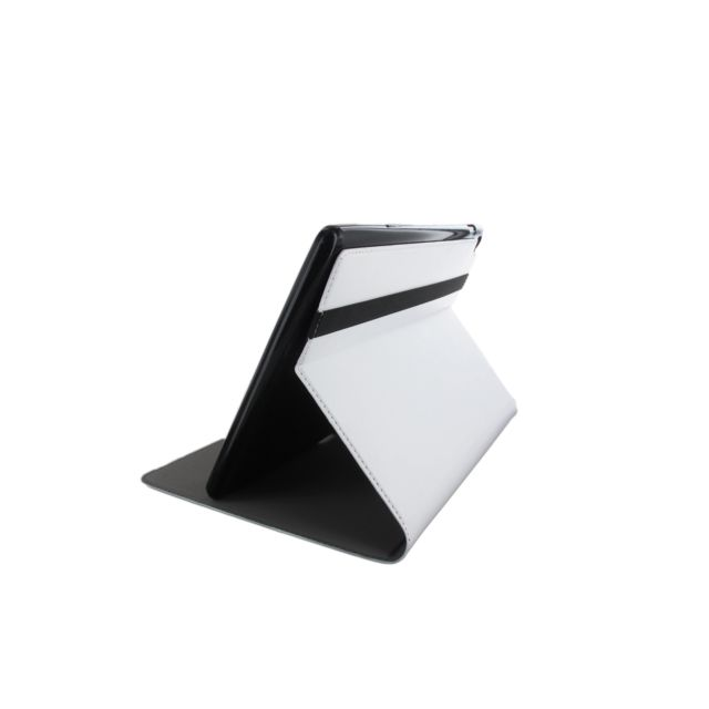 Cleverline Etui pour Samsung TAB A 2018 - Blanc