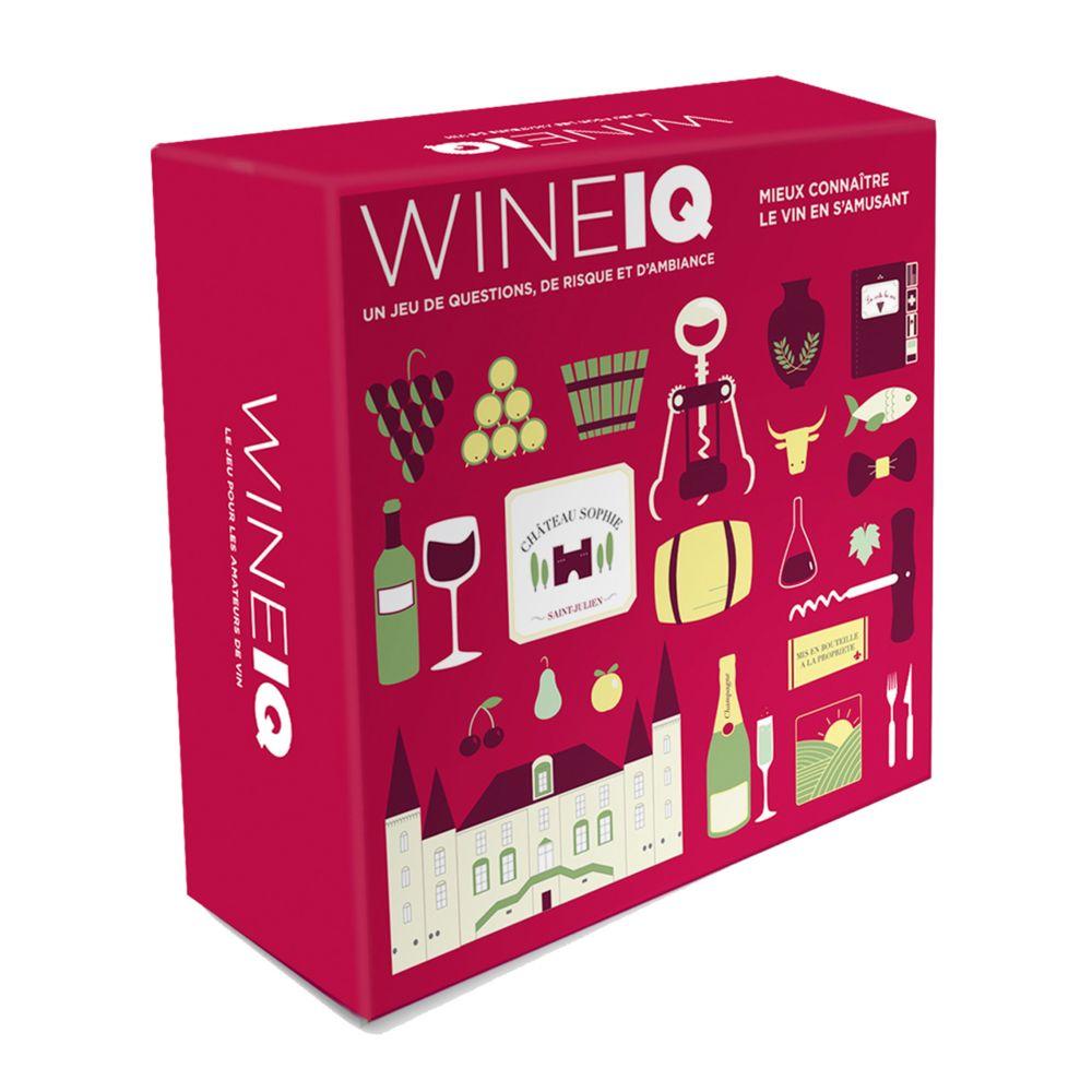 Helvetiq Jeu de questions sur le vin : Wine IQ