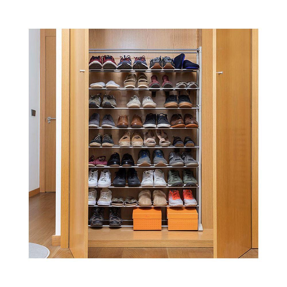Shop Story Meuble Range Chaussures 45 50 Paires Rangements A Chaussures Rue Du Commerce