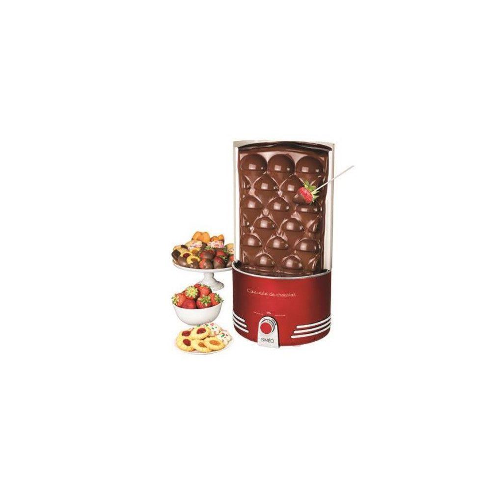 Simeo SIMEO - Cascade Chocolatée Rétro-Séries FCH650