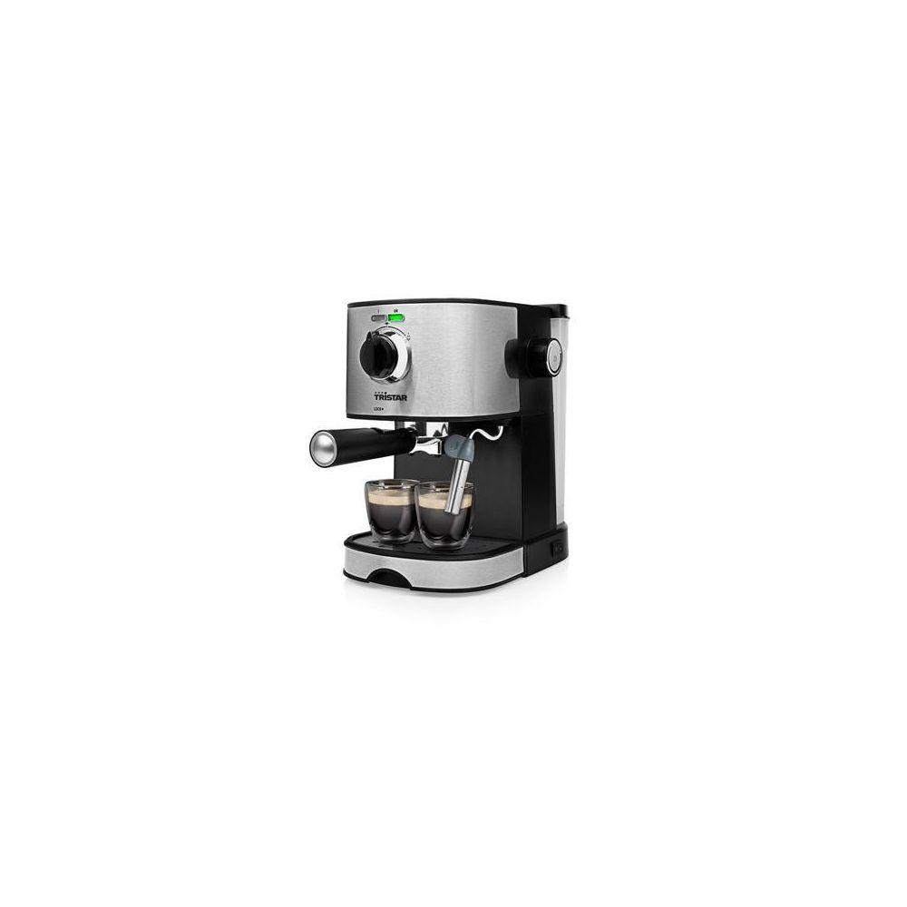 Tristar machine à expresso 1,2L 850W avec de la mousse de lait