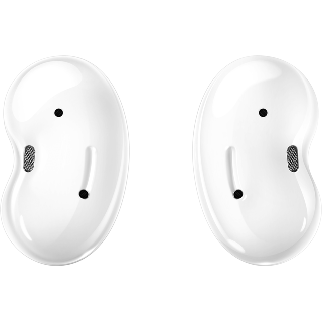 Samsung - Galaxy Buds Live - Ecouteurs True Wireless - Blanc - Ecouteurs intra-auriculaires