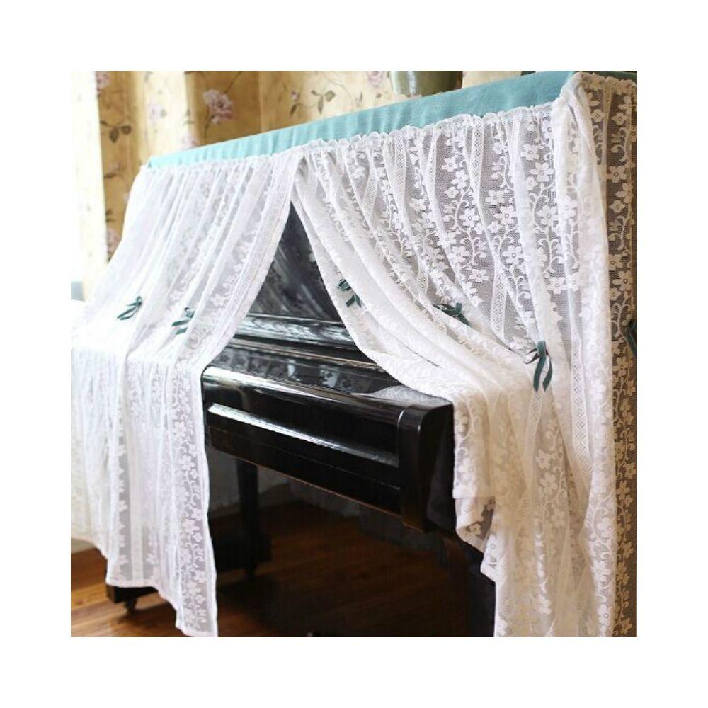 Wewoo Housse anti-poussière tout compris pour pianotaille 150x35x100cm vert malachite