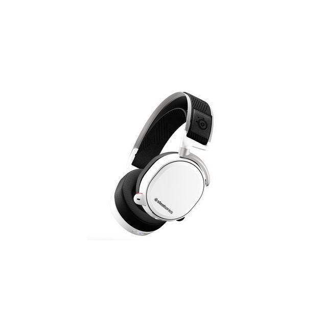 Steelseries - Arctis Pro Wireless Blanc - Sans fil Steelseries   - Micro-Casque