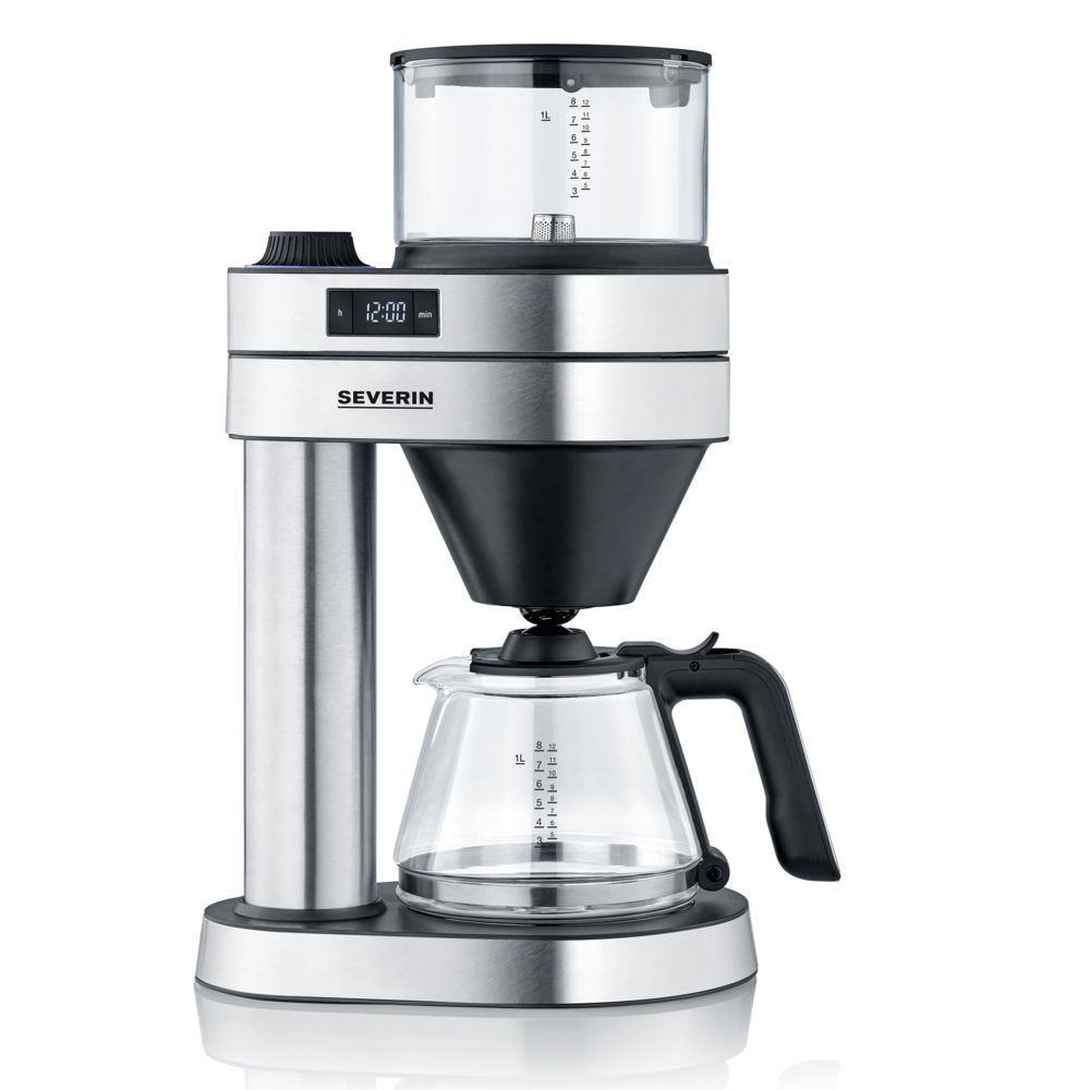 Severin severin - cafetière filtre programmable 8 tasses 1450w - ka5760