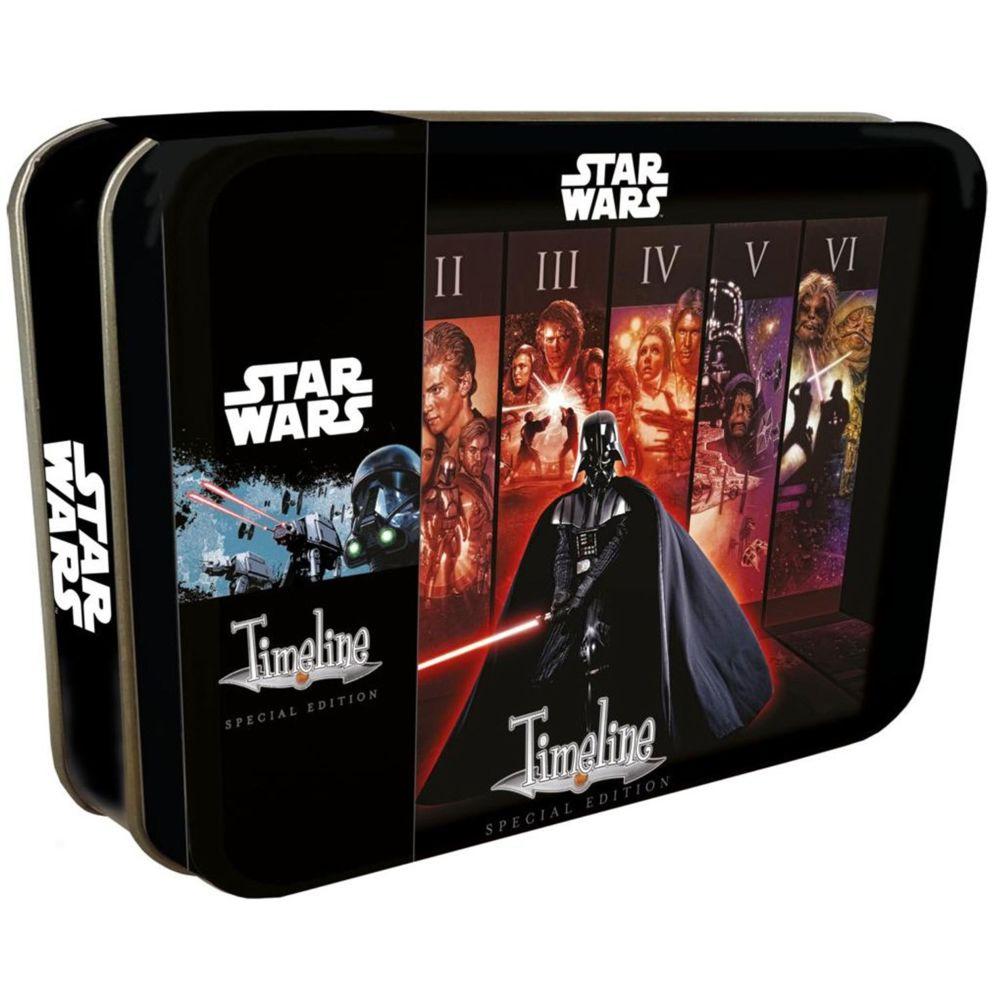 Asmodee Timeline Star Wars Coffret spécial