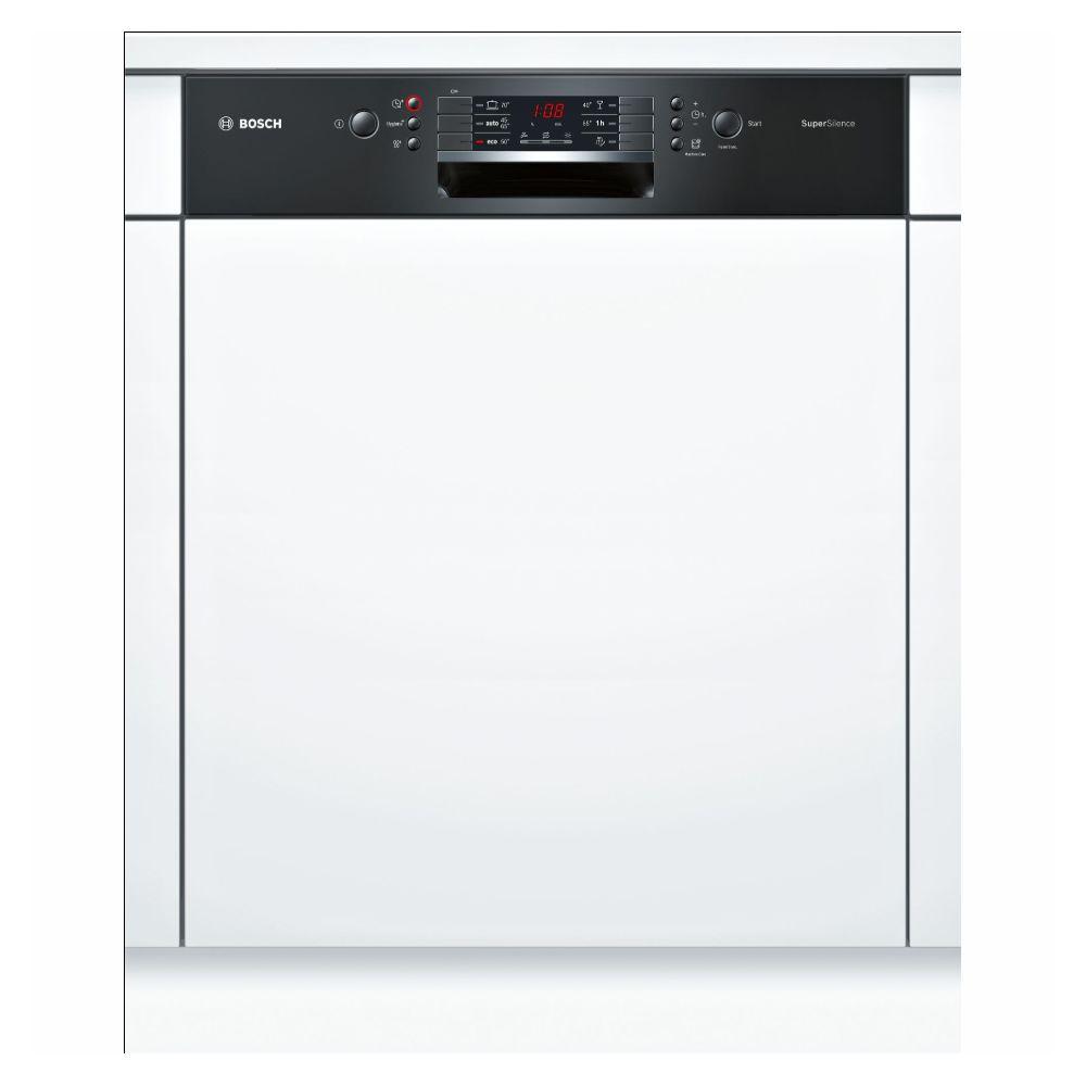 Bosch bosch - lave-vaisselle intégrable 60cm 13c 44db a++ noir - smi46jb03e