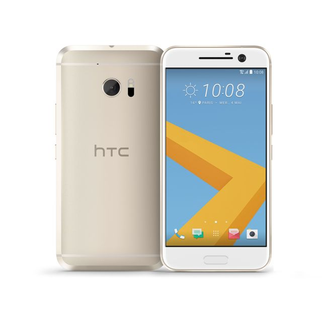HTC - HTC 10 - Or Topaze - Smartphone 5 pouces