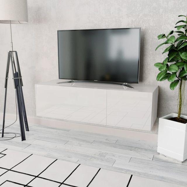 Meuble Tv 120 Cm Rue Du Commerce