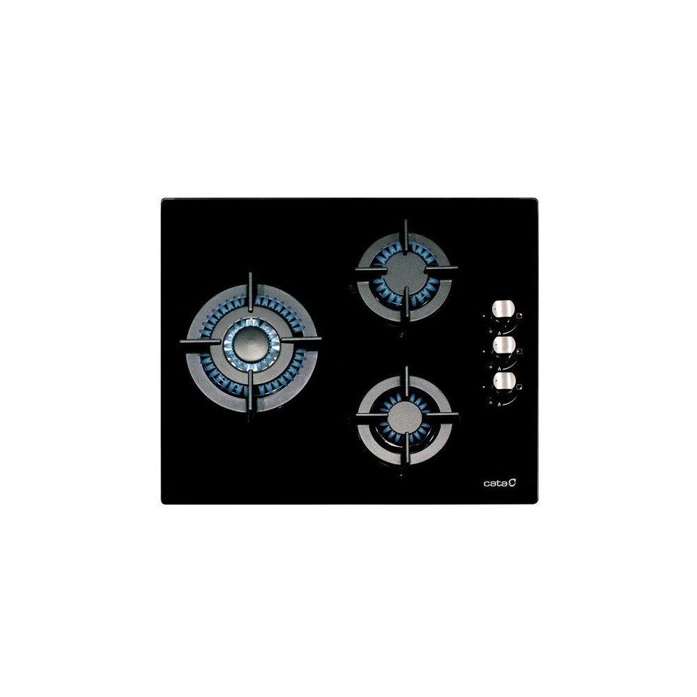 Cata Plaque au gaz Cata CCI6021 60 cm (3 Cuisinière)
