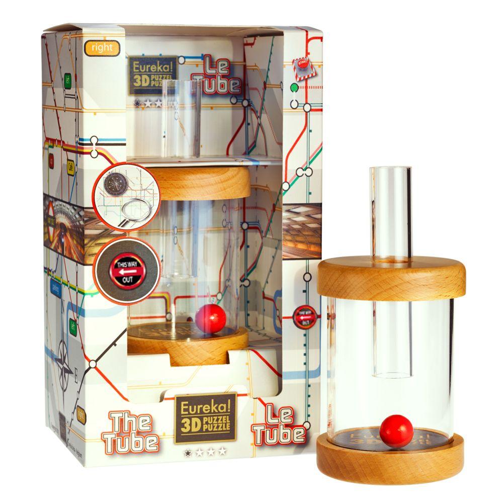 Gigamic Casse-tête 3D : Bottle Puzzle : Le tube