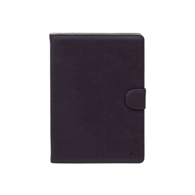 Tablette Android marque generique RIVACASE Etui tablette universel Orly 10,1'' - Cuir - Violet
