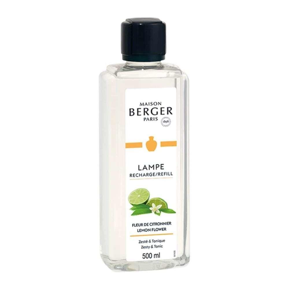 Lampe Berger parfum maison lampe berger fleur de citronnier