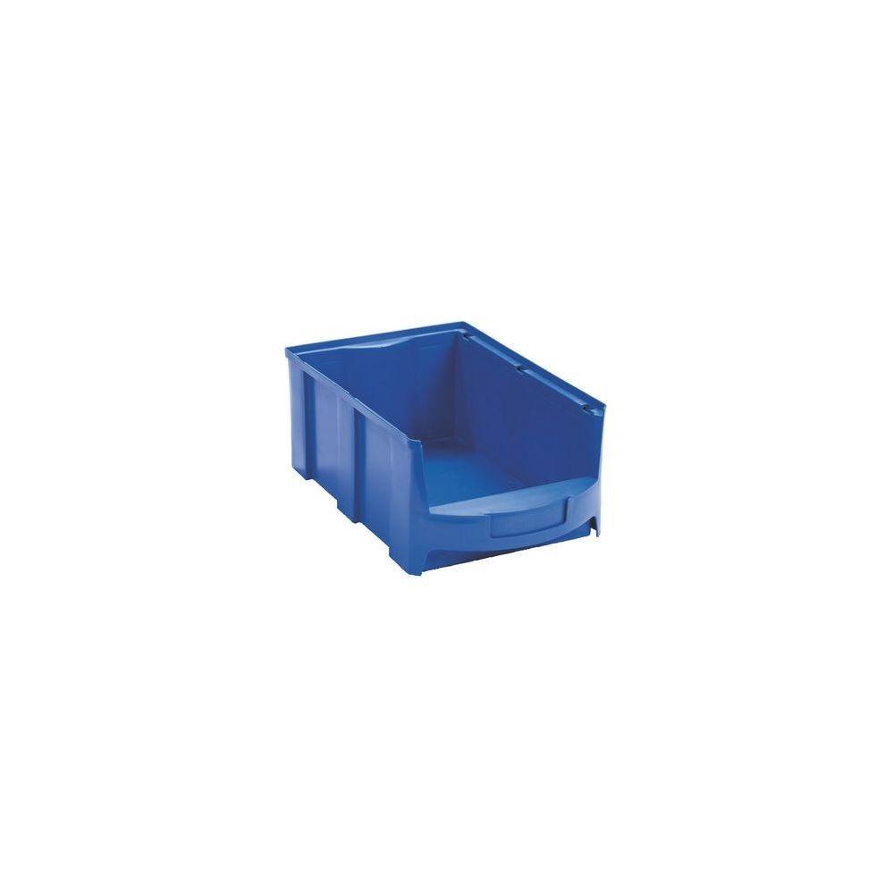Viso Bacs de stockage qualité supérieure Viso - 28 litres - Lot de 6