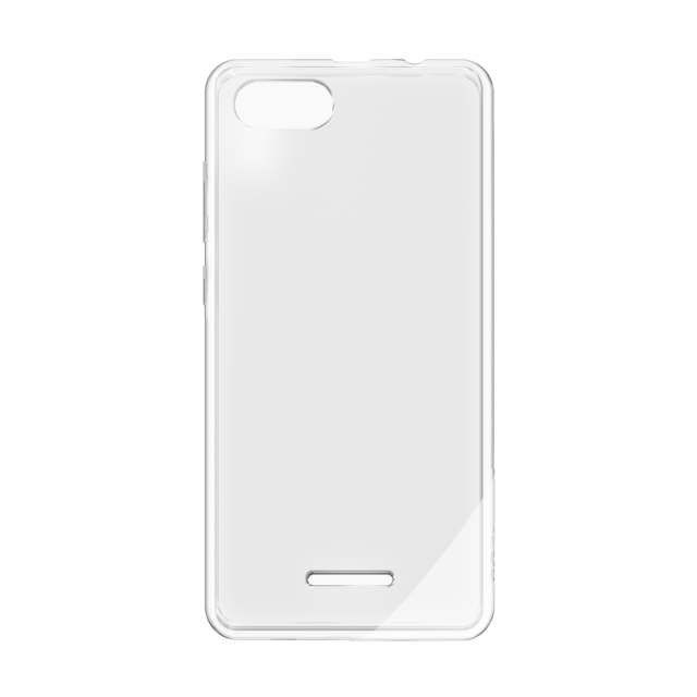 Wiko - Crystal soft case Tommy 3 - Transparent - Accessoire Smartphone