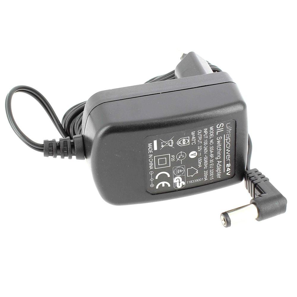 Electrolux Chargeur 24v ssa-6p-30eu320015 pour Aspirateur Electrolux