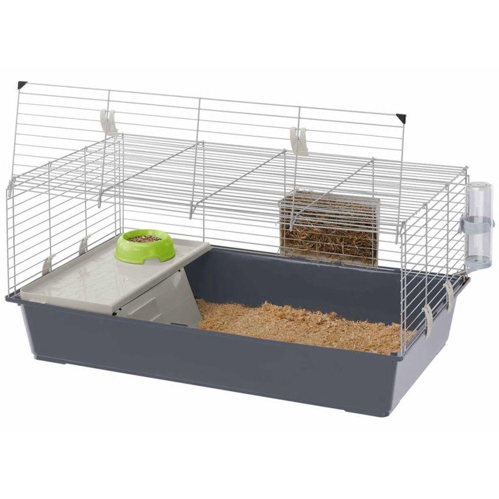 Ferplast Ferplast Cage pour lapins Rabbit 100 95 x 57 x 46 cm 57052070