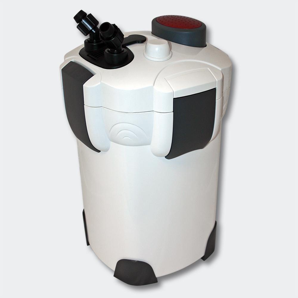 Helloshop26 Pompe filtre aquarium bio extérieur externe 1 000 litres par heure 4216001
