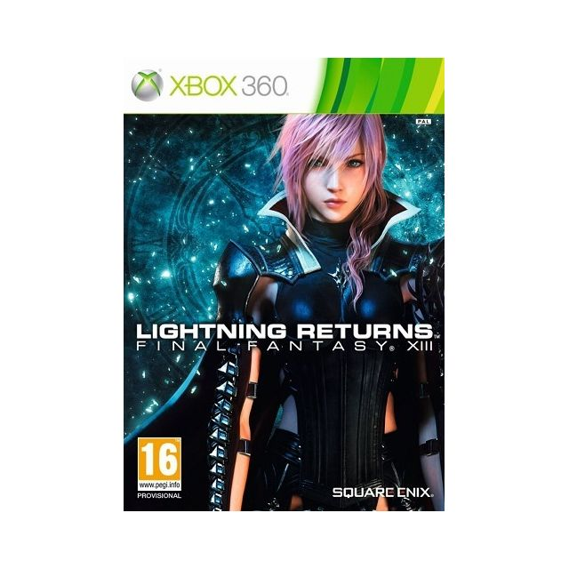 Square Enix - Lightning Returns Final Fantasy XIII - Jeux XBOX 360
