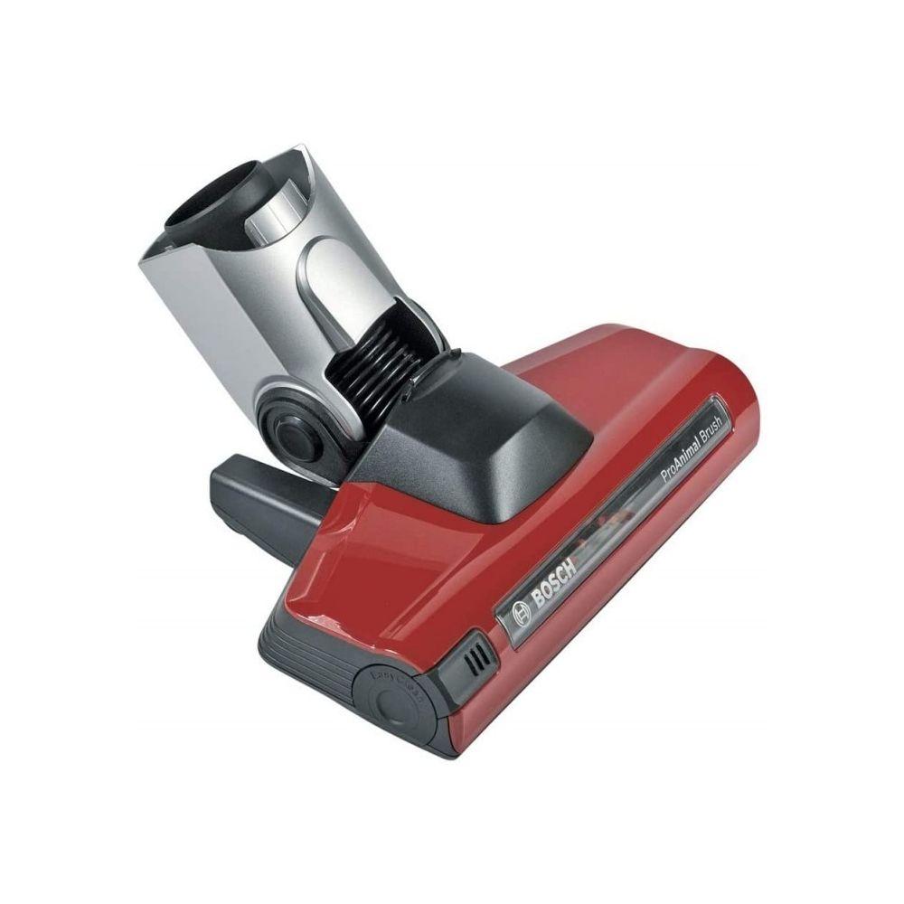 Bosch Turbo-brosse proanimal spéciale poils d'animaux pour aspirateur balai bosch - branchement du tube : 5 cm / largeur : 28