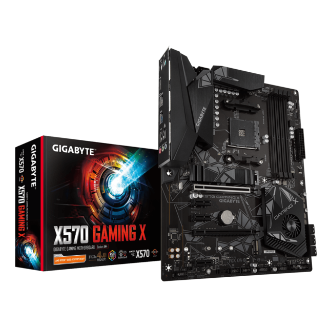 Gigabyte -AMD X570 GAMING X - ATX Gigabyte  - Composants