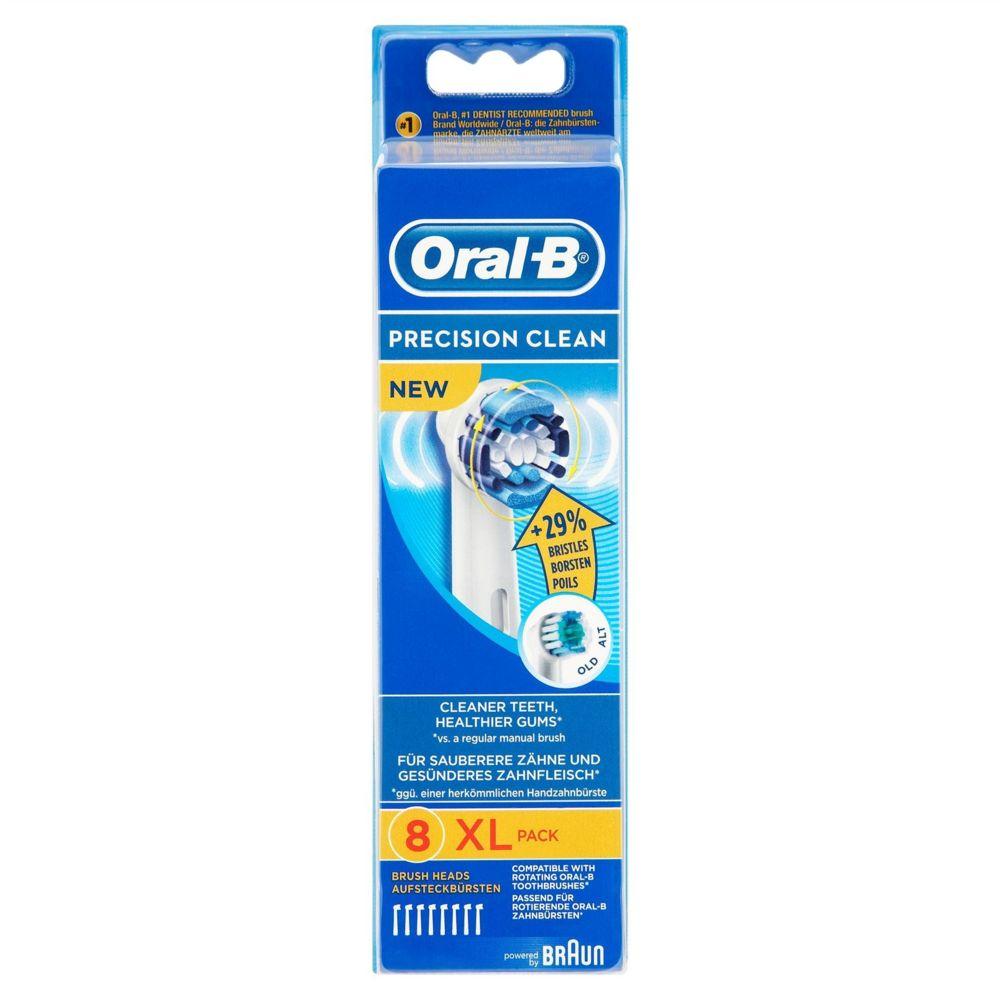 Oral-B Precision Clean EB20 x8