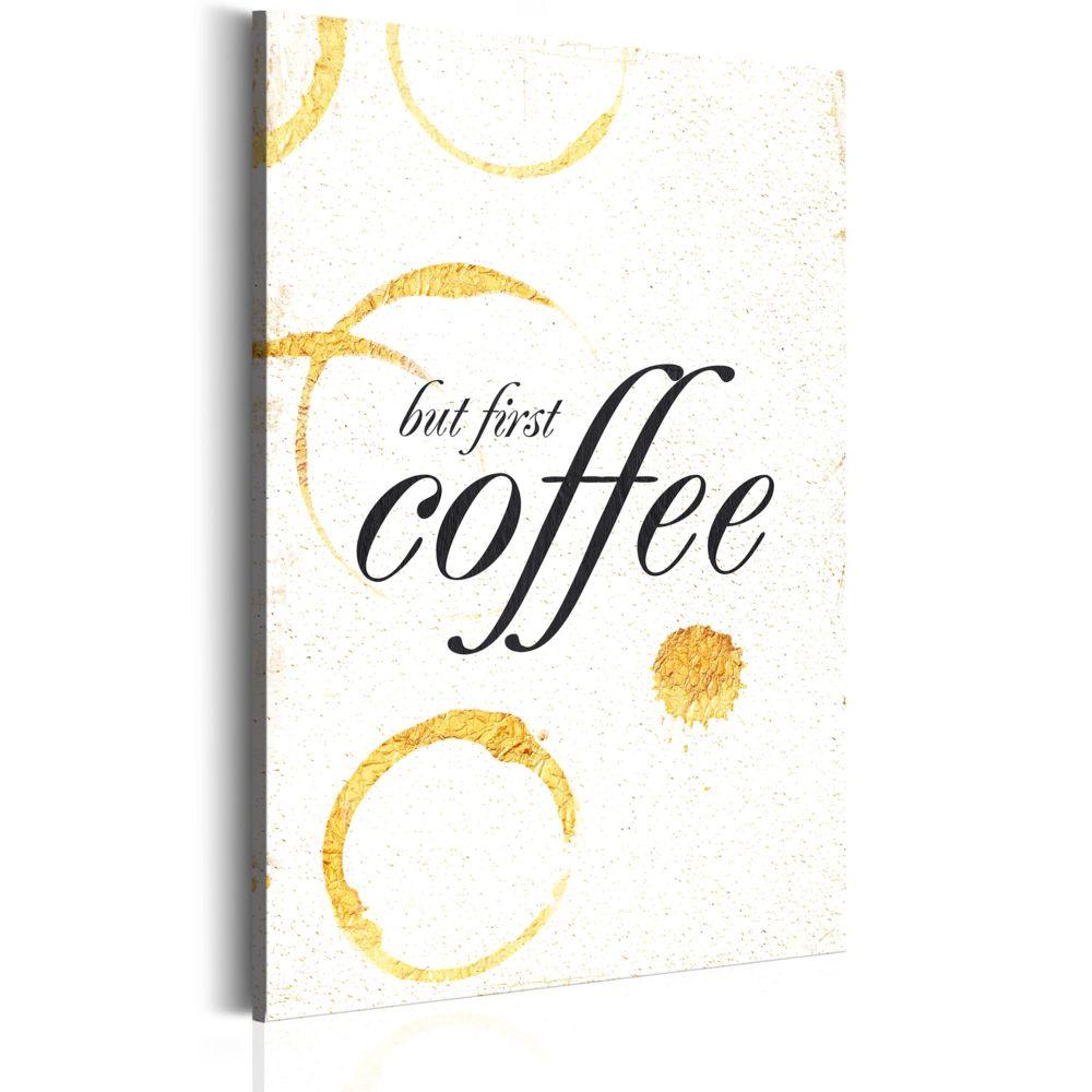 Declina Tableau - Ma maison: Caffé