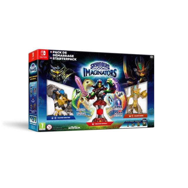 Activision - Skylanders Imaginators Starter Pack - Switch Activision   - Activision