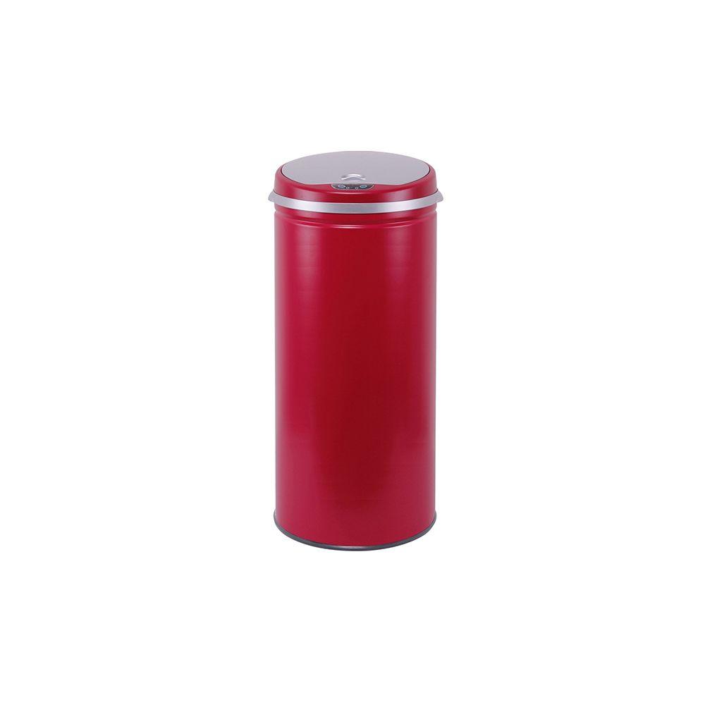 Kitchen Move kitchen move - poubelle automatique 42l rouge mat - bat-42li red
