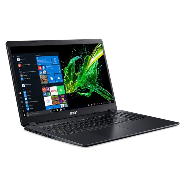 Acer - Aspire 3 A315-34-P42N - Noir - PC Portable Acer