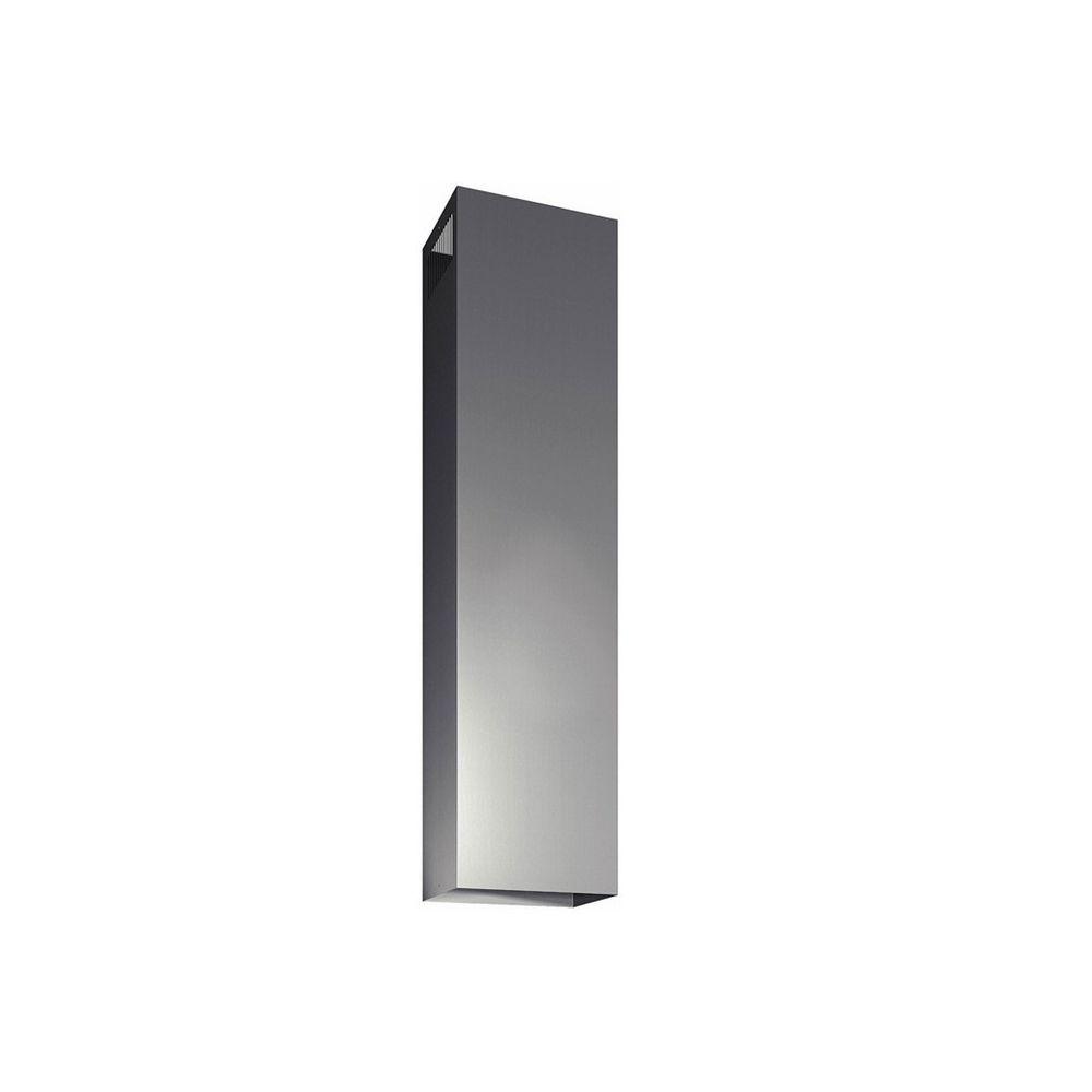 Neff neff - canal de ventilation inox pour hotte îlot 52cm - z5909n1