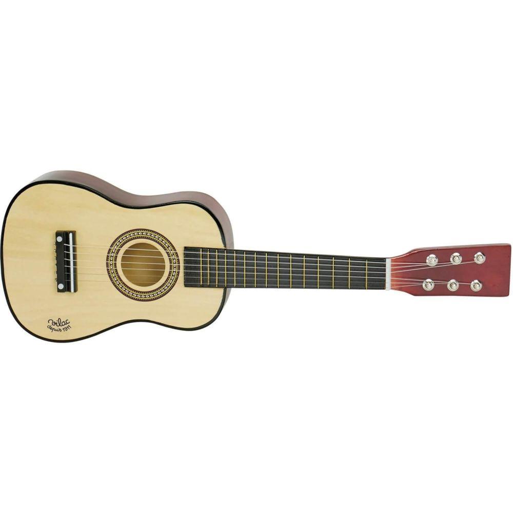 Vilac Guitare en bois naturel