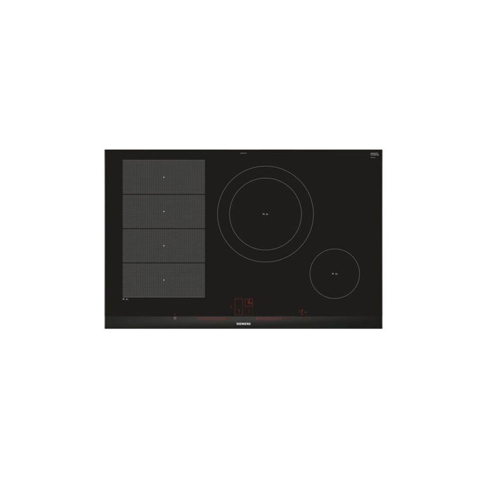 Siemens Plaque à Induction Siemens AG EX875LEC1E 7400W 80 cm Noir