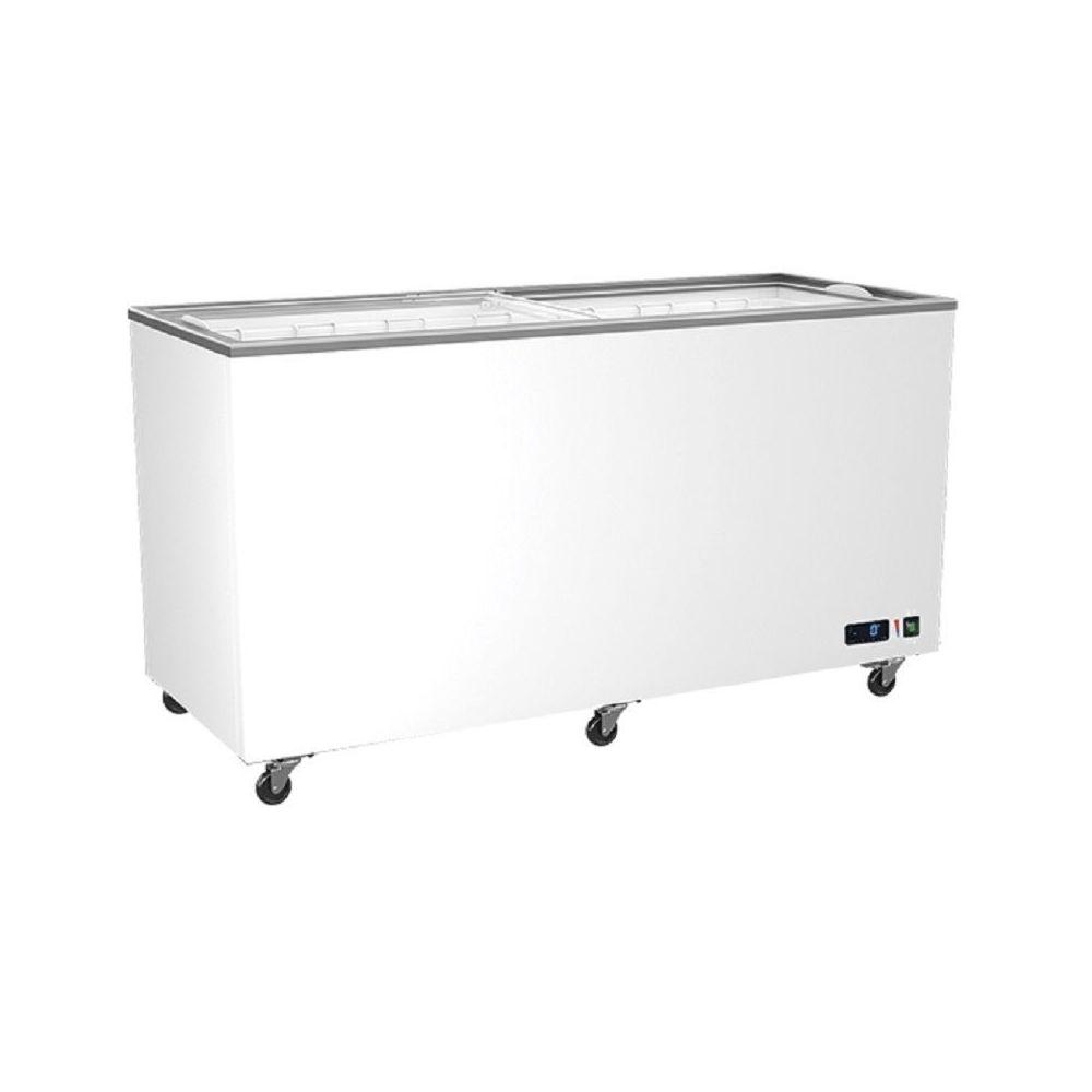Materiel Chr Pro Congélateur Vitrées Portes Coulissantes - 208 à 640 Litres - Virtus - R600A 534 litres 1620 mm