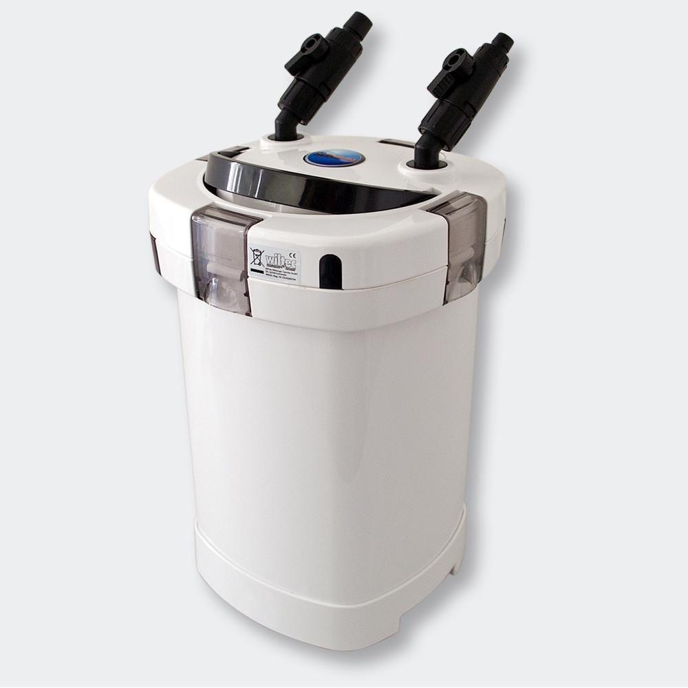 Helloshop26 Pompe filtre aquarium bio extérieur 1 000 litres par heure 4216312