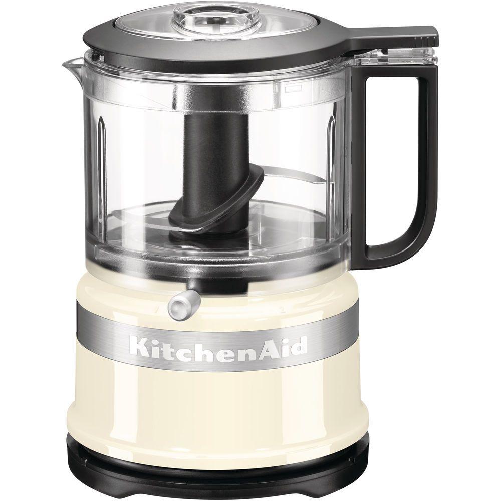 Kitchenaid kitchenaid - mini robot ménager 0.83l 240w crème - 5kfc3516eac