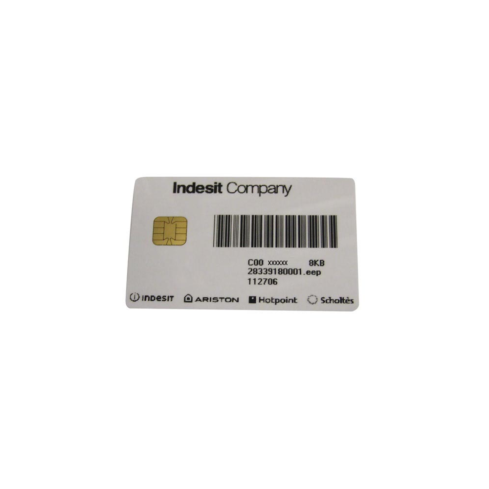 Hotpoint Card 8kb Sw78822850100 Cb200/60fnf Artic reference : C00310731