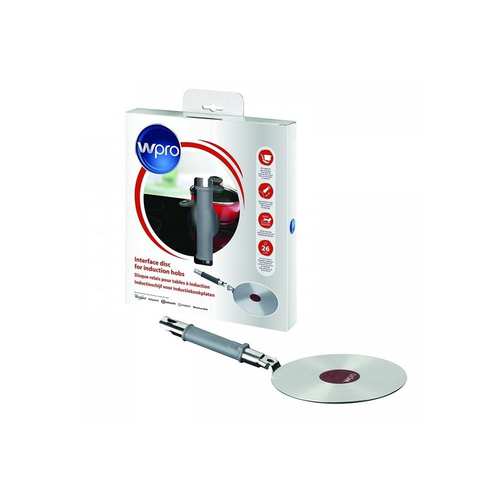 Wpro Disque induction diam. 26 - deluxe wpro universel