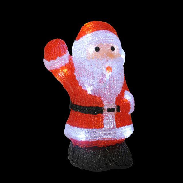 369 MERI MERI Dîner de Noël Nouveauté Mini Santa Chapeaux 8 cm 8 Pack rouge et paillettes