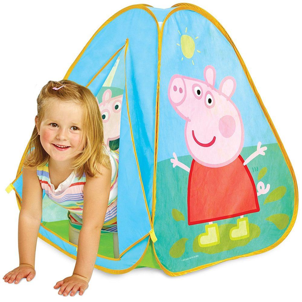 WORLDS APART Tente de jeux Pop Up Peppa Pig
