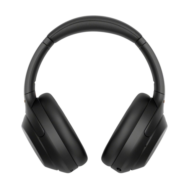 Sony - WH-1000XM4 - Noir - Casque audio