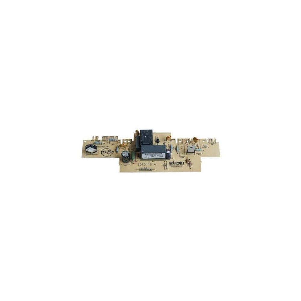 Hotpoint Carte thermostat (fr nf-mec) rohs pour lave linge indesit ariston