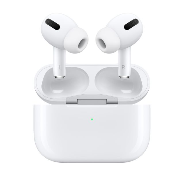 Apple -AirPods Pro - MWP22ZM/A Apple  - Casque audio