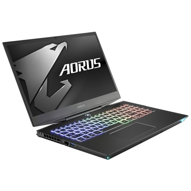 Gigabyte - AORUS 15-SA-7FR0250W - Gris anthracite - PC Portable Gamer 144 hz