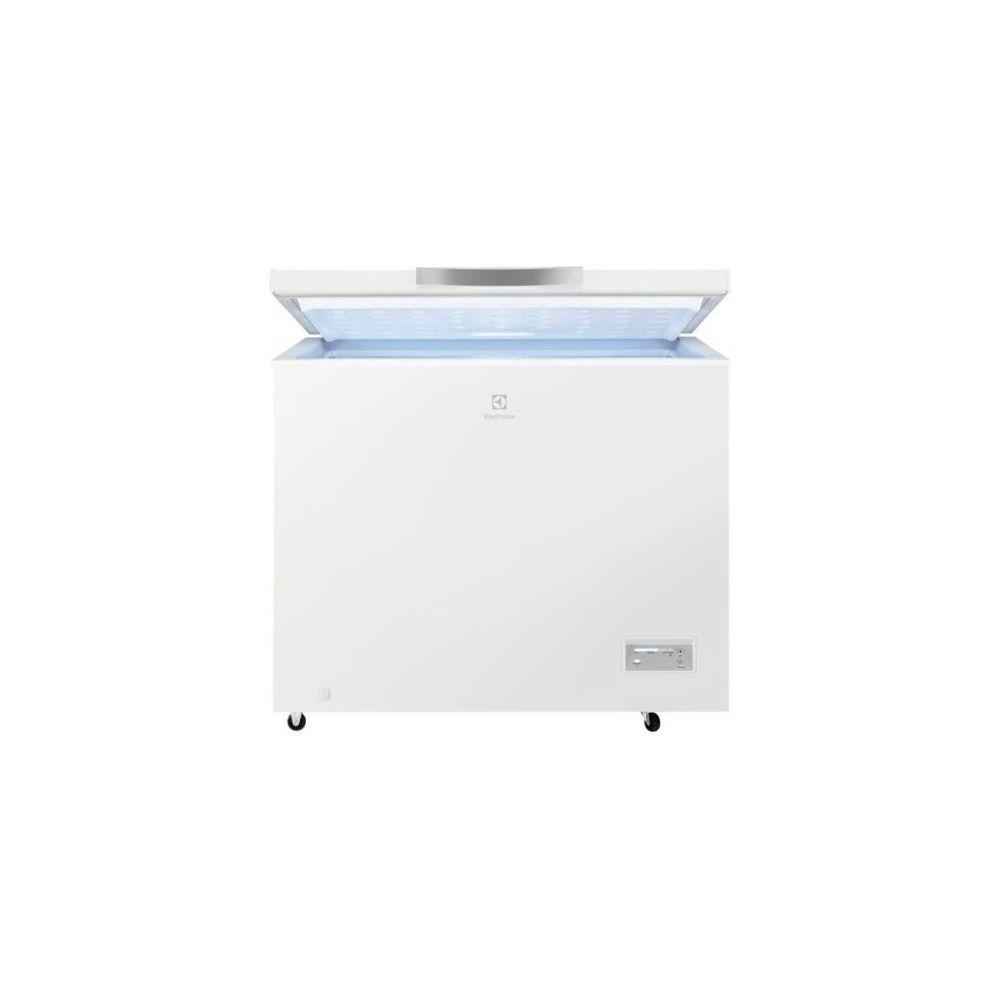 Electrolux Congélateur Coffre - Volume Net Total (litre):254 - Classe D`énergie:a+ Electrolux - Lcb3lf26w0