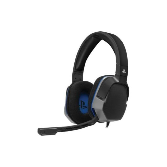 PDP - Casque gamer PDP Casque Afterglow LVL 3 PS4 / PC V2 - Micro casque reconditionné