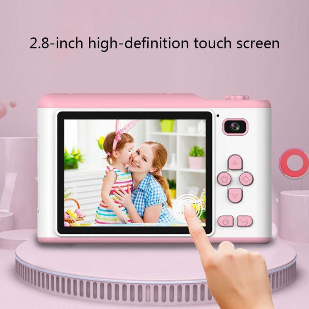 Generic Caméra Enfants 8.0MP Creative double caméra numérique de 2,8 pouces écran Zoom numérique 4x