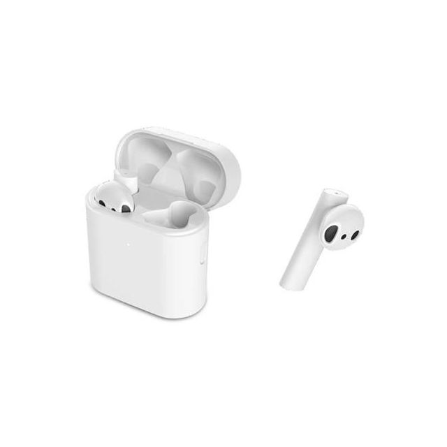 XIAOMI - Mi True Wireless 2 - Ecouteur sans fil - Blanc - Ecouteurs True Wireless